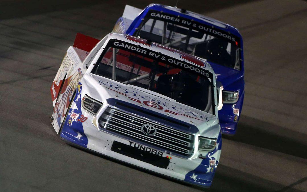 Bohn returns for third season racing the No. 30 Toyota Tundra in NASCAR Camping World Truck Series