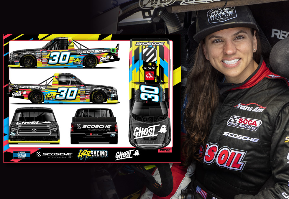 Michele Abbate to Make NASCAR Debut at COTA
